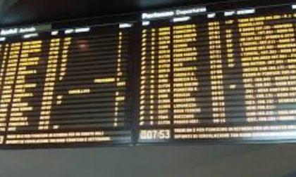 Treni cancellati, lavori in corso a Milano Porta Garibaldi