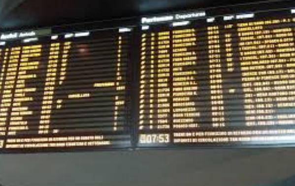 Treni cancellati lavori in corso a milano porta garibaldi - Trenord porta garibaldi ...