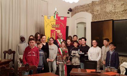 Asia Severgnini il primo sindaco donna di Romano (dei ragazzi)