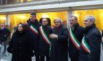 Vittorio Sgarbi a Cavernago contro architetti e grillini FOTO VIDEO