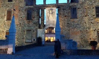 Bartolomeo Colleoni e gli stemmi in mostra al castello