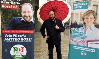 Grande escluso il presidente della Provincia di Bergamo Matteo Rossi | Elezioni regionali 2018