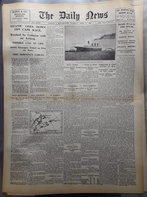 giornali storici