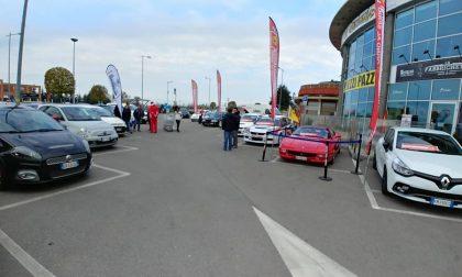 Esposizione di Ferrari (e non solo) per il tesseramento 2018 - Foto