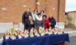 In piazza per raccogliere fondi per il tetto della chiesa FOTO