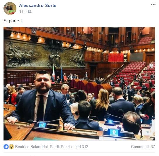 Elezione presidenti di Camera e Senato: i partiti votano scheda bianca