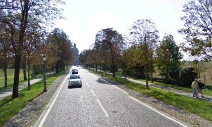 Viale del Santuario a 30 km/h e bici bandite dal controviale