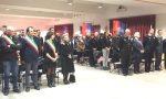 A Ciserano la cerimonia per la cittadinanza onoraria all'Arma VIDEO FOTO