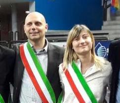 Drago e Nicoli genitori, benvenuto Gabriele