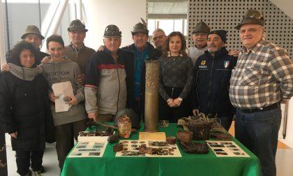 Grande guerra inaugurata la mostra
