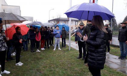 Unità d'Italia celebrata alla scuola di Fontanella FOTO