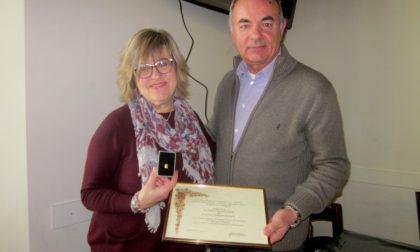 Vita Serena premia la dottoressa Figliuzzi
