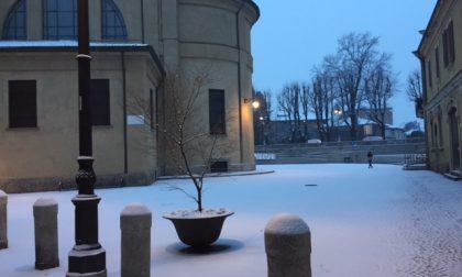E' arrivata la neve… e anche gli incidenti SIRENE DI NOTTE