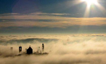 Al sud la neve, al nord la nebbia in pianura METEO