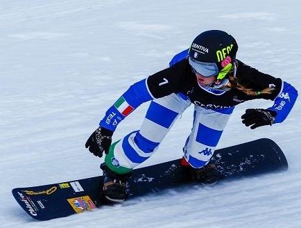Snowboardcross, Michela Moioli vince anche la Coppa del mondo
