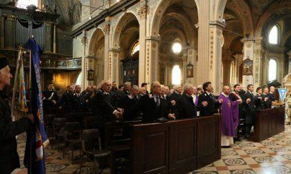 In San Martino il Precetto pasquale delle Forze dell'Ordine