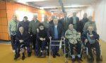 Gita Same: gli anziani della Casa albergo in visita all'azienda