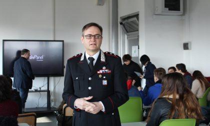 Cyberbullismo, allo Sraffa l'incontro col maggiore dei carabinieri