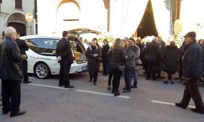 Addio a Francesco Maccabelli, folla per l'ultimo saluto