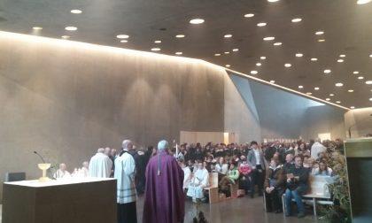 Inaugurato centro pastorale alla presenza del vescovo di Bergamo FOTO VIDEO