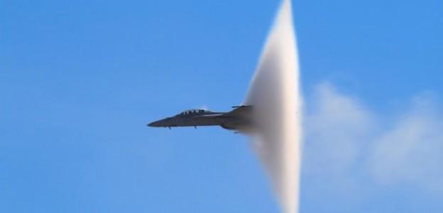 aerei militari boato