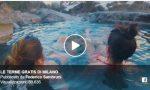 Il videomaker Federico Sambruni torna con Le terme gratis di Milano VIDEO