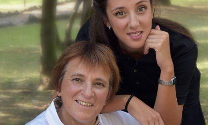 Carla Passera e la figlia Roberta sbarcano alla Fiera dei Librai di Bergamo
