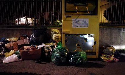 Malanchini furioso: incivile chi accatasta rifiuti