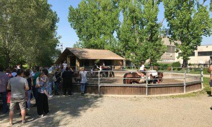 Scuderia Candiana invasa dalle famiglie, successo per la Festa di Primavera FOTO
