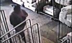 Borsa rubata in lavanderia: le telecamere riprendono la ladra VIDEO