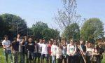 Un quercia nel parco per la classe 2000