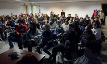 Studenti in cattedra per parlare dei partigiani