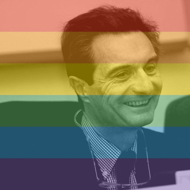 Fontana nega il patrocinio al Gay Pride di Milano:
