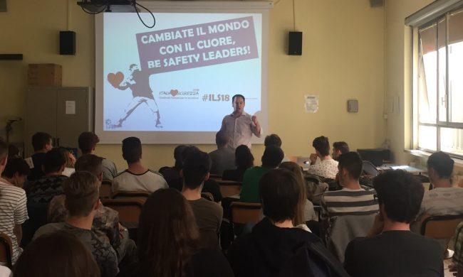 Sicurezza sul lavoro, al Galilei per diventare safety leaders