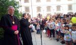 """Palazzo Celesia inaugurato, il vescovo lo ribattezza il """"Palazzo dei ragazzi""""… FOTO"""