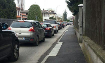 """Comitato Cà Magna all'attacco: """"Come previsto assediati dal traffico"""""""