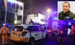 Capannone in fiamme a San Donato, vigile del fuoco muore nel crollo FOTO VIDEO