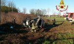 Incidente mortale a bordo di un'auto rubata a Cassano