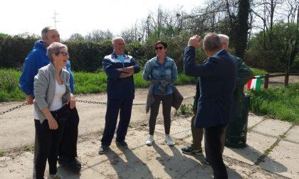 Alla scoperta di un percorso botanico tra Fara e Canonica FOTO