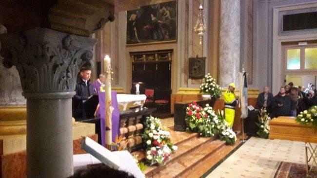 Casirate funerali Giuseppe Legnani