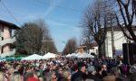 La festa di primavera fa il pieno a Romano FOTO