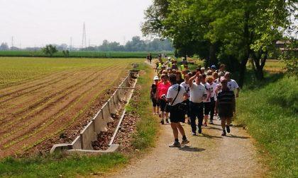 Gruppi di cammino, in 150 per il raduno a Vidalengo FOTO