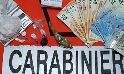 Arrestato per droga un 30enne italiano disoccupato