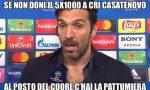 Gigi Buffon testimonial della Croce rossa Casatenovo