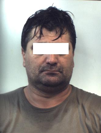 arrestato spacciatore albanese