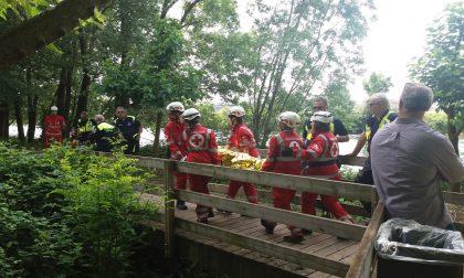 Scenari di emergenza per i soccorritori. Tutto per finta FOTO