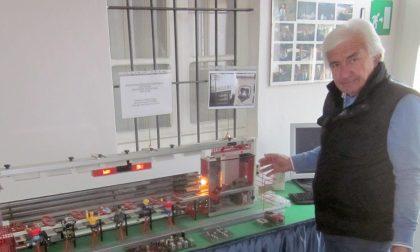 Ha costruito la Same in miniatura: Franco Ferla nominato maestro del lavoro