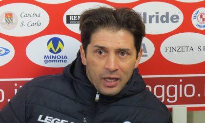 Alessio Tacchinardi lascia la Calcio Lecco