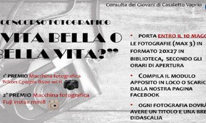 «Vita bella o bella vita?», il concorso fotografico di Casaletto