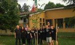 Pieranica, i neo-maggiorenni piantano un tiglio FOTO